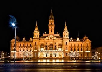 Győr-városháza